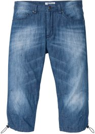 Regular Fit 3/4-Jeans aus sommerlichem Denim, John Baner JEANSWEAR