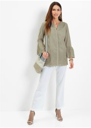 Bluse mit Stickerei, bpc selection premium