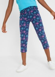 Mädchen 3/4 Leggings (2er-Pack) mit Bio-Baumwolle, bpc bonprix collection