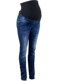 Umstandsjeans im Destroyed-Look Skinny, bpc bonprix collection