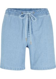 Jeans-Shorts mit Stretch, John Baner JEANSWEAR