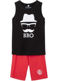 Tanktop und kurze Hose (2-tlg.Set), bpc bonprix collection