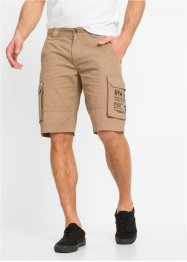 Cargo-Bermuda mit Druck, bpc bonprix collection