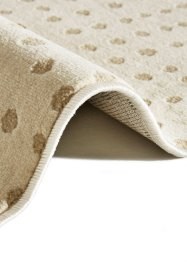 Teppich mit Punkten, bpc living bonprix collection