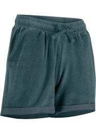 Bequeme Shorts, aus einem Stretch-Material, kurz, bpc bonprix collection