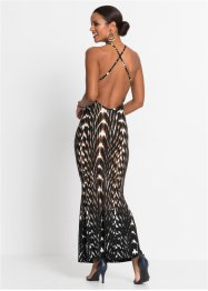 Maxikleid mit Print, BODYFLIRT boutique