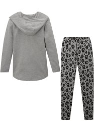 Mädchen Shirt und Leggings (2-tlg.Set), bpc bonprix collection