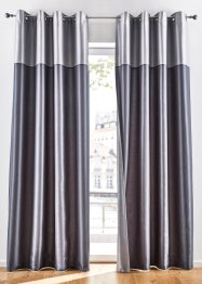 Wende Vorhang zweifarbig (1er Pack), bpc living bonprix collection