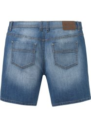 Regular Fit Komfort-Stretch-Jeans-Longshorts, John Baner JEANSWEAR