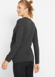 Wickel-Umstandspullover/Stillpullover aus weicher Strickware, bpc bonprix collection
