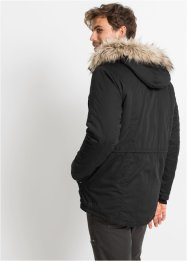 Parka mit Fellimitat- Besatz, bpc bonprix collection