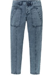 Loose Fit Jeans aus Bio Baumwolle, Tapered, RAINBOW