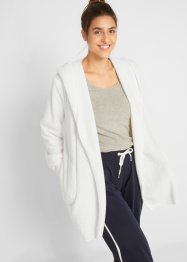 Bequeme Kuschel-Fleece Jacke, bpc bonprix collection