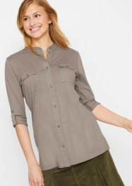 Shirtbluse, Langarm, bpc bonprix collection