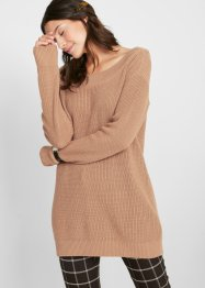 U-Boot Ripp-Strickpullover, bpc bonprix collection