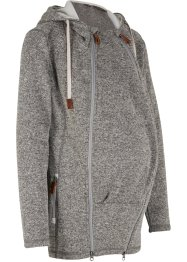 Fleece-Tragejacke / Fleece-Umstandsjacke, bpc bonprix collection