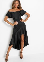 Maxikleid mit Volant, BODYFLIRT boutique