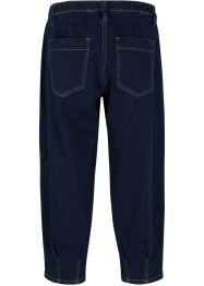 3/4-Jeans mit Bequembund, relaxed fit, bpc bonprix collection