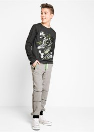 Langarmshirt mit coolem Druck, bpc bonprix collection