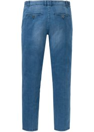 Regular Fit Stretch-Jeans m. recyceltem Polyester, Tapered, John Baner JEANSWEAR