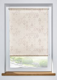 Sichtschutzrollo mit Grafik Druck, bpc living bonprix collection