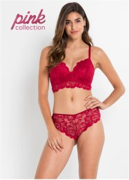 Pink Collection Schalen BH ohne Bügel, BODYFLIRT