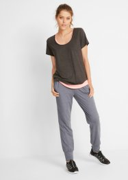 Bequeme Haremshose aus einem Super-Stretch-Material, bpc bonprix collection