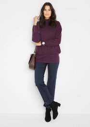 Oversize Shirt mit Turtleneck, bpc bonprix collection