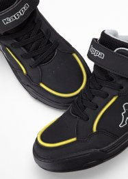 Kinder High top Sneaker von Kappa mit Flash light, Kappa