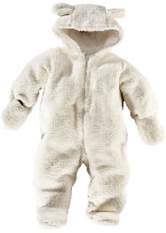 Baby Teddyfleece Overall, bpc bonprix collection