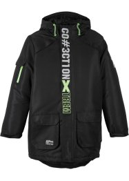 Jungen Winterjacke mit Kapuze, bpc bonprix collection