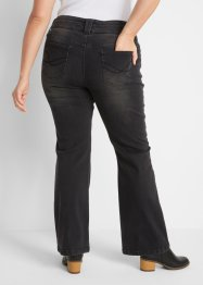Shaping-Stretch-Jeans, Bootcut, John Baner JEANSWEAR