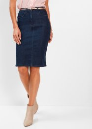 Super-Stretch-Shaping-Jeansrock, bpc selection premium