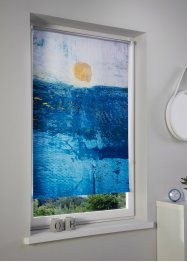 Verdunkelungsrollo mit Sonnenuntergang Motiv, bpc living bonprix collection