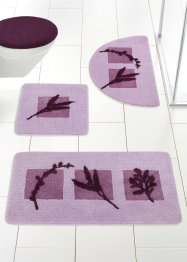 Badematte mit floralem Design, bpc living bonprix collection
