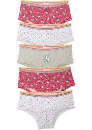 Mädchen Panty (5er Pack), bpc bonprix collection