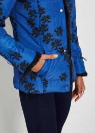 Trendige Steppjacke mit Blumendruck, bpc selection