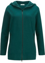 Fleecejacke aus  Bio- Baumwolle, bpc bonprix collection
