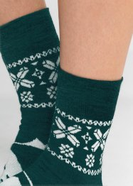 Thermo Socken (2er Pack), bpc bonprix collection