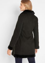Umstandsjacke / Tragejacke aus Lederimitat, bpc bonprix collection