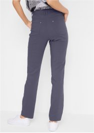Bengalin-Stretch-Hose mit verstellbarem Bund, Slim-Fit, bpc bonprix collection
