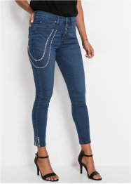 Jeans mit Nieten-Applikation, BODYFLIRT