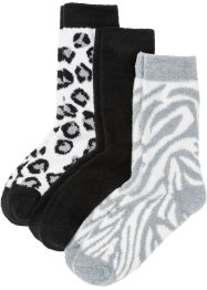 Thermo Socken (3er Pack), bpc bonprix collection