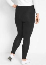 Neu Damen Gedruckt Skinny Passform Stretch-leggings 3//4 Len Plus Größe 34-50