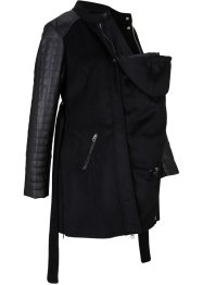 Umstandsmantel / Tragejacke in Wolloptik, bpc bonprix collection