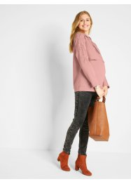 Umstands-Sweatshirt / Still-Sweatshirt mit Spitze, bpc bonprix collection