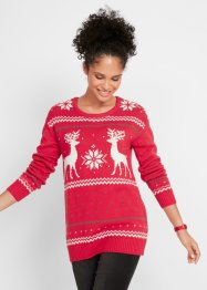 Pullover mit Wintermotiv, bpc bonprix collection