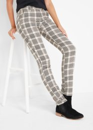Karierte Hose, slim fit, bpc bonprix collection