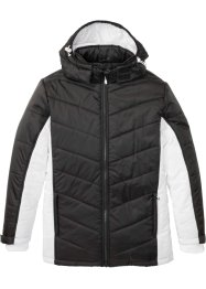 Winterjacke mit Kapuze, bpc bonprix collection