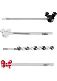 Mickey Mouse Haarschmuck Set (4-tlg.Set), Disney